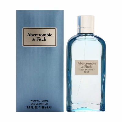 Abercrombie & Fitch - Abercrombie & Fitch First Instinct Blue EDP 100 ML (3.4oz) Women Perfume (Original)