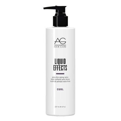 AG Hair Cosmetics - AG Hair Cosmetics Liquid Effects Extra-Firm Styling Lotion 8 oz