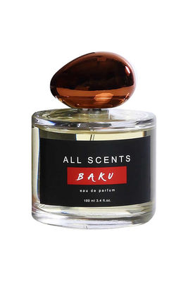 All Scents - All Scents Baku Unisex 100 ML Perfume