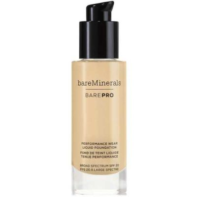 bareMinerals - bareMinerals Barepro Performance Wear Liquid Foundation SPF 20 - 04 Aspen 1 oz