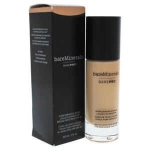 bareMinerals - bareMinerals Barepro Performance Wear Liquid Foundation SPF 20 - 10 Cool Beige 1 oz