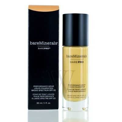 bareMinerals - bareMinerals Barepro Performance Wear Liquid Foundation SPF 20 - 17 Camel 1 oz