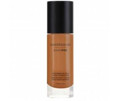 bareMinerals - bareMinerals Barepro Performance Wear Liquid Foundation SPF 20 - 27 Cappuccino 1 oz