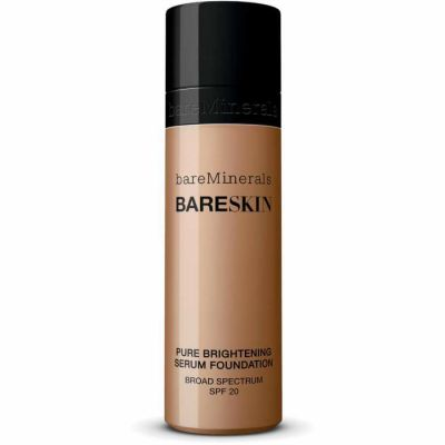 bareMinerals - bareMinerals BareSkin Pure Brightening Serum Foundation SPF 20 - Bare Latte 11 1 oz