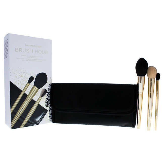 bareMinerals Brush Hour Collection 4 Pc Set