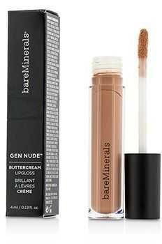 bareMinerals - bareMinerals Gen Nude Buttercream Lip Gloss - Popular 0.13 oz