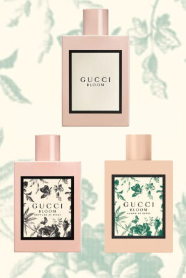 Gucci - BEST GUCCI WOMEN PERFUME SET