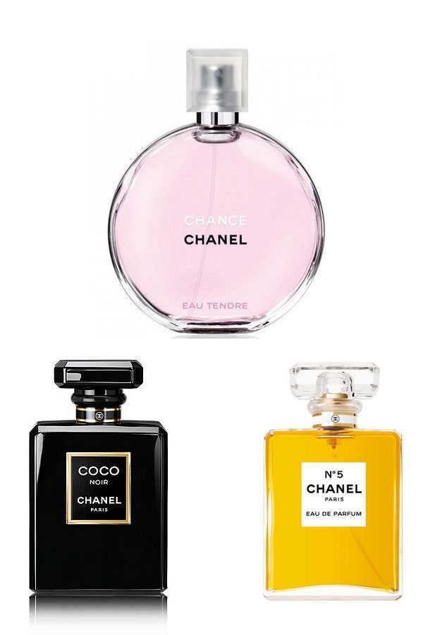 Best of Chanel Women Set