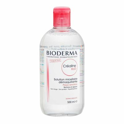 Bioderma - Bioderma Crealine H2O Solution Micellaire Demaquillante 16.9 oz