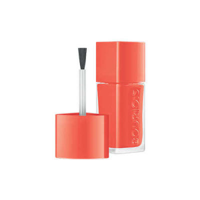 Bourjois - Bourjois La Laque - 03 Orange Outrant 0.3 oz