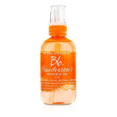 Bumble and Bumble - Bumble and Bumble Bumble and Bumble Hairdressers Invisible Oil 3.4 oz