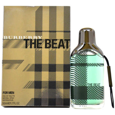 Burberry - Burberry The Beat EDT 50 ML (1.7oz) Men Perfume (Original)
