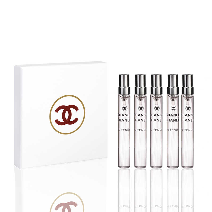Chanel Chance Tendre Eau (5 X 7.5 ml)