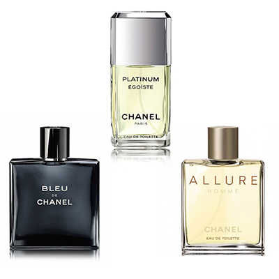 Chanel - Chanel Men Triple Set