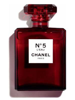 Chanel - Chanel No.5 Leau Red 100 ML Women Perfume