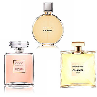 Chanel - Chanel Women Triple Set 1