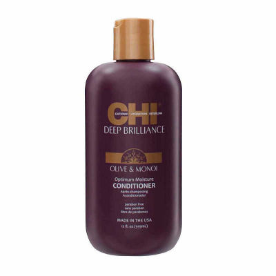 CHI - CHI Deep Brilliance Optimum Moisture Conditioner 12 oz