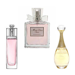 Christian Dior Women Triple Set - Thumbnail
