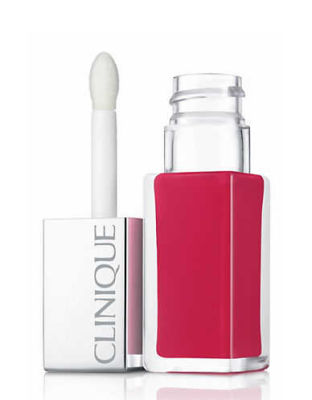Clinique - Clinique Clinique Pop Lacquer Lip Colour + Primer 04 Sweetie Pop 0.2 oz