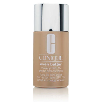 Clinique - Clinique Even Better Makeup SPF 15 - 06 Honey MF-G - Dry To Combination Oily Skin 1 oz
