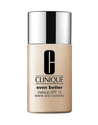Clinique - Clinique Even Better Makeup SPF 15 16 Golden Neutral (MF-G)-Dry To Combination Oily Skin 1 oz