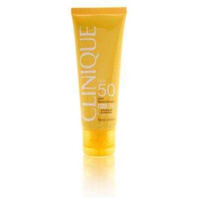 Clinique - Clinique Face Cream SPF 50 with SolarSmart 1.7 oz