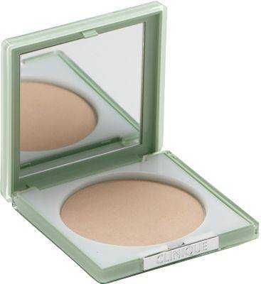 Clinique - Clinique Stay-Matte Sheer Pressed Powder - 02 Stay Neutral (MF) - Dry Combination To Oi 0.27 oz