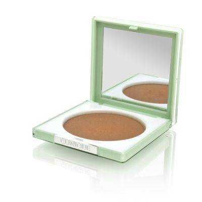 Clinique - Clinique Stay-Matte Sheer Pressed Powder - 11 Stay Brandy (D) 0.27 oz