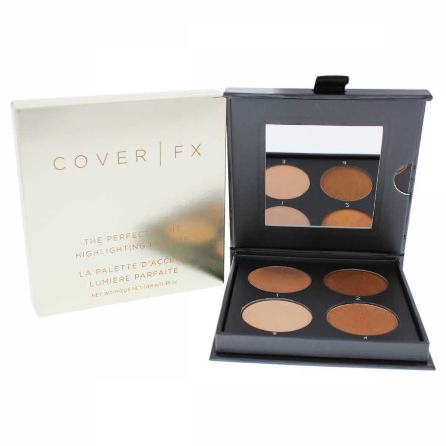 Cover FX Natural Finish Foundation - N0 1 oz