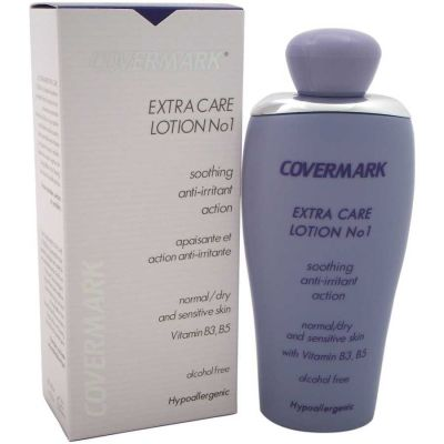 Covermark - Covermark Extra Care Lotion No1 Soothing Anti-Irritant Action - Dry Normal Sensitive Skin 6.76 oz