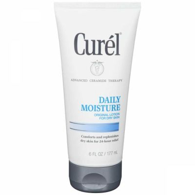 Curel - Curel Daily Moisture Lotion for Original Dry Skin 6 oz