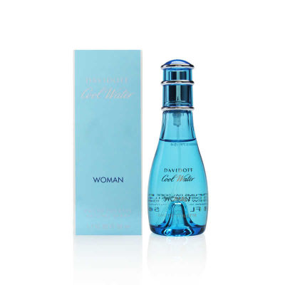 Davidoff - Davidoff Cool Water EDT 50 ML (1.7oz) Women Perfume (Original)