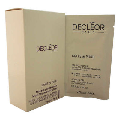 Decleor - Decleor Mate & Pure Mask Vegetal Powder For Combination To Oily Skin 10 Pc Kit