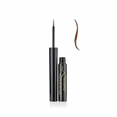 Elizabeth Arden - Elizabeth Arden Beautiful Color Bold Defining 24HR Liquid Eye Liner - 02 Gilded Brown 0.058 oz