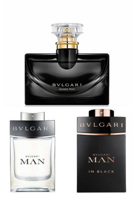 Bvlgari - For You and Your Love Bvlgari Unisex Set