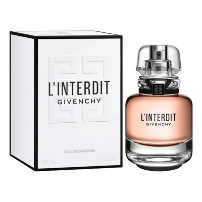 Givenchy - Givenchy L'Interdit 80 ML EDP Women Perfume (Original)