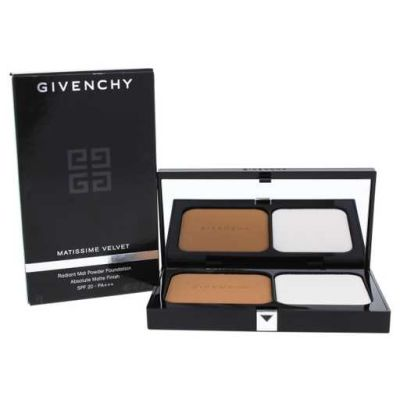Givenchy - Givenchy Matissime Velvet Radiant Mat Powder Foundation SPF 20 - 06 Mat Copper 1 oz