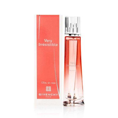 Givenchy - Givenchy Very Irresistible L'Eau En Rose EDT 75 ML (2.5oz) Women Perfume (Original)