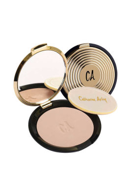 Catherine Arley - Gold Compact Powder (Gold Powder) - 101 - Catherine Arley (Headlight Gift)