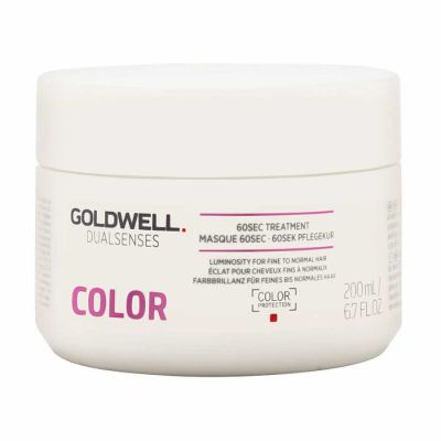 Goldwell - Goldwell Dualsenses Color 60Sec Treatment 6.7 oz