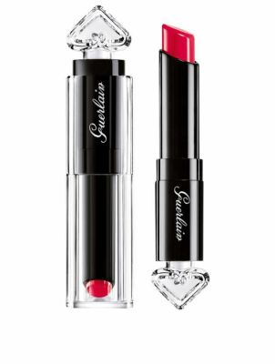 Guerlain - Guerlain La Petite Robe Noire Deliciously Shiny Lip Colour - 064 Pink Bangle 0.09 oz