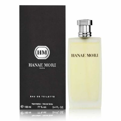 Hanae Mori - Hanae Mori EDT 100 ML (3.4oz) Men Perfume (Original)