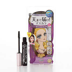 Heroine Make - Heroine Make Volume and Curl Mascara Super Waterproof - 01 Super Black 0.21 oz