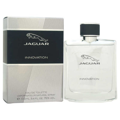 Jaguar - Jaguar Innovation EDT 100 ML (3.4oz) Men Perfume (Original)