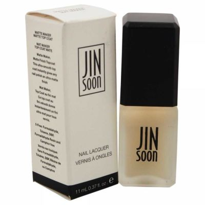 JINsoon - JINsoon Nail Lacquer - Matte Maker (Matte Top Coat) 0.37 oz