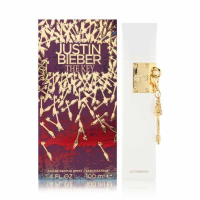 Justin Bieber - Justin Bieber The Key EDP 100 ML (3.4oz) Women Perfume (Original)