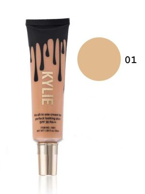 Kylie - Kylie All In One Cream For Perfect Looking Skin Spf 30 Pa ++ (01)