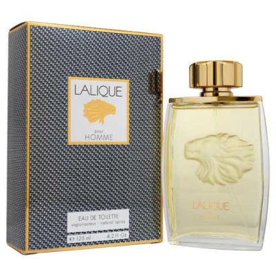 Lalique - Lalique EDT 125 ML (4.2oz) Men Perfume (Original)