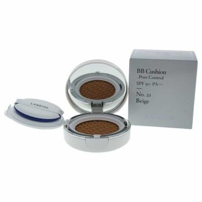 Laneige - Laneige BB Cushion Pore Control Foundation SPF 50 - 21 Beige 2 x 0.5 oz