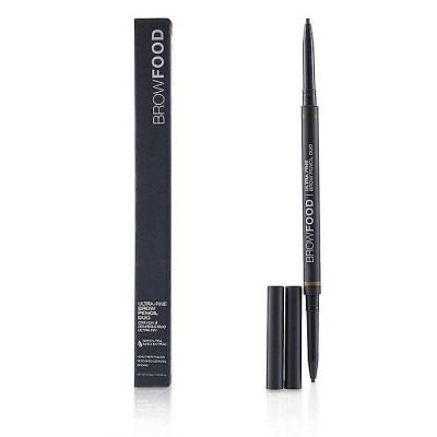 LashFood - LashFood BrowFood Ultra Fine Brow Pencil Duo - Brunette 0.0035 oz